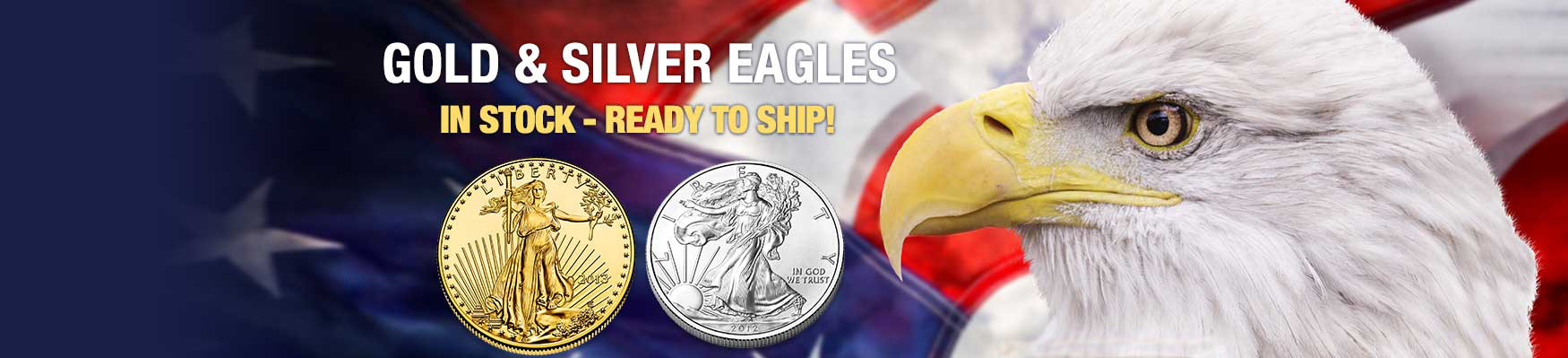 We are one of the premier gold and silver dealers online