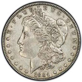 The value of silver dollars stood the test of time