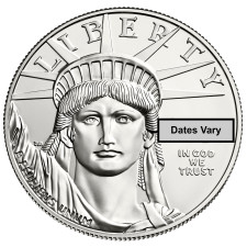 2016 Platinum Proof Eagle