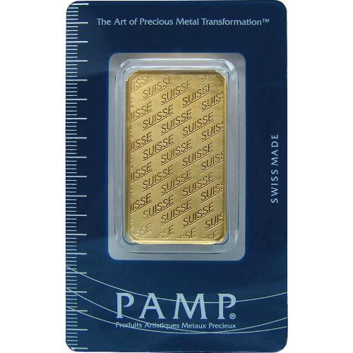 Gold PAMP Suisse 1 oz obv-01