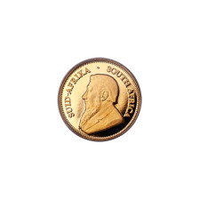 The Krugerrand value remains high