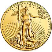 American Gold Eagles