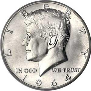 90%, 40%, 35% Silver Coins