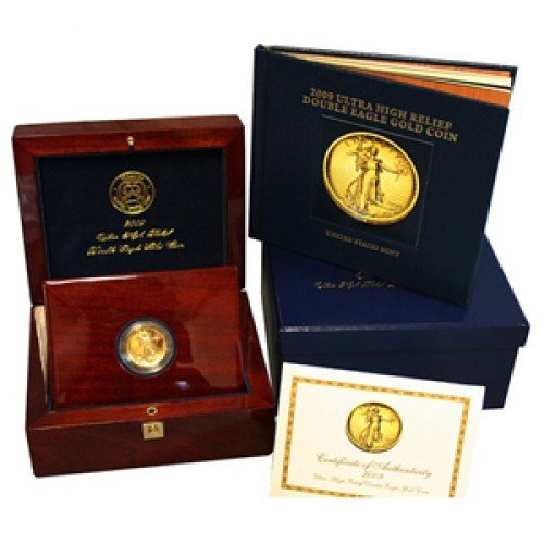 U.S. Mint High Relief Gold (2009, 2015, & 2017)