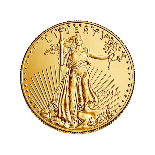 Uncirculated Gold Eagles