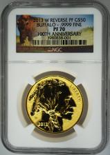 gold buffalo