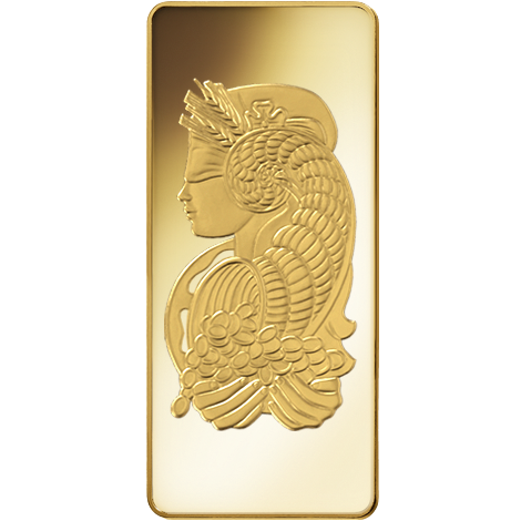 1 Kilo 9999 Pamp Cast Gold Bar Enterprise Bullion