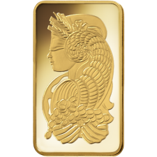 10 oz .9999 Pamp Fortuna Gold Bar