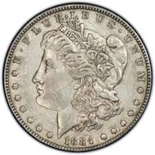 Pre-1921 Morgan Dollars (XF Grade)