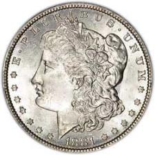 Pre-1921 Morgan Dollars (AU/Unc Grade – No Damage)