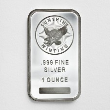 Silver bullion prices are stable