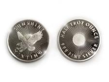 1/2 oz .999 Sunshine Mint Silver Round