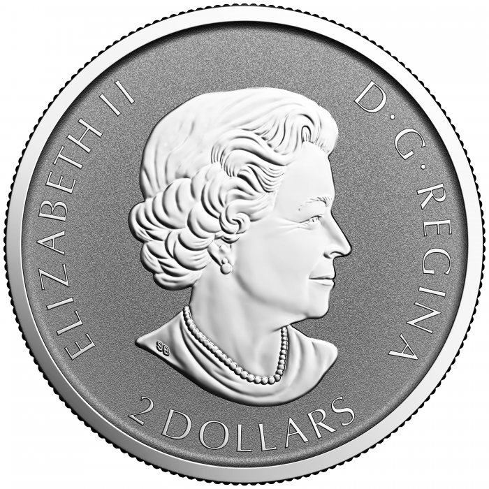 Canadian coins are trusted everywhere
